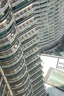 Free Petronas Towers Skybridge Stock Photo - 5119400
