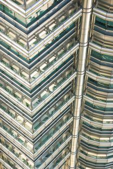 Free Petronas Towers Skybridge Stock Photo - 5119460