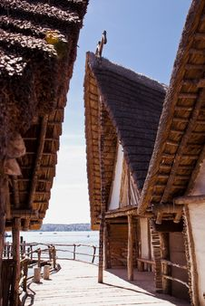 Free Bronze Age Dwelling Stock Photo - 5119550