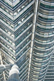 Free Petronas Towers Skybridge Royalty Free Stock Photo - 5119555