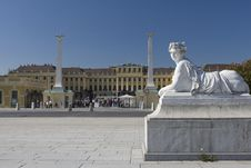 Free Schoenbrunn Palace, Vienna Stock Photos - 5119713