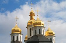 Free Chernigov Church Royalty Free Stock Photography - 5119967