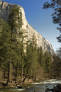 Free Merced River In Yosemite Royalty Free Stock Photography - 5122797