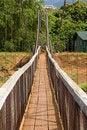 Free Hawaii Walking Bridge Stock Photos - 5124883