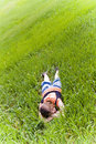 Free Beauty On Grass Stock Photo - 5128720