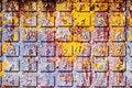 Free Rusty Grunge Background Royalty Free Stock Photo - 5128815