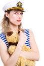 Free Beauty Captain Stock Photo - 5129320