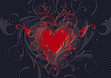 Free Red Heart Stock Images - 5120064