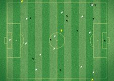 Free Football Pitch Stock Images - 5120724