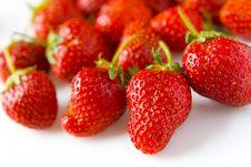 Free Strawberry Royalty Free Stock Image - 5120836