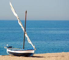 Free Boat Royalty Free Stock Image - 5121496