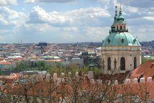 Free The Prague Landscape. Stock Photos - 5121543