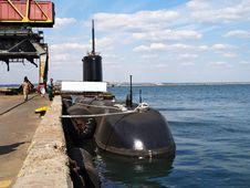Free Submarine Royalty Free Stock Photos - 5121658