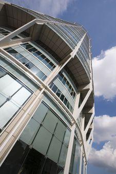 Free Modern Architecture Royalty Free Stock Photo - 5122795