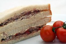 Free Sandwiches Stock Photography - 5124812