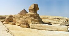 Free The Sphinx Stock Images - 5124954