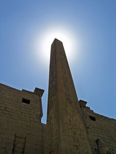 Free Luxor Gate Stock Images - 5125014