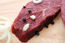 Free Fresh Beef Stock Photo - 5125500
