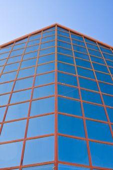 Free Blue Windows Stock Image - 5125571