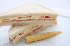 Free Sandwiches Royalty Free Stock Image - 5125656