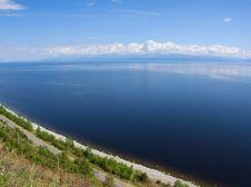 Free Panorama Of Lake Baikal Royalty Free Stock Photo - 5125695
