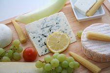 Free Cheeseplate Stock Photo - 5125730