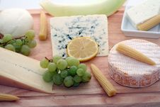 Free Cheese Royalty Free Stock Photography - 5126037