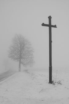 Free Winter Silent Stock Photography - 5126992