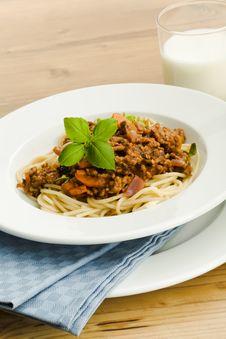 Free Italian Pasta Royalty Free Stock Photos - 5127178