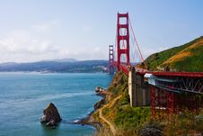 Free Golden Gate Bridge Stock Images - 5127464