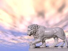 Free Lion Stock Image - 5128011