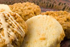 Free Biscuits Royalty Free Stock Photography - 5128197