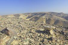 Free Judean Desert Stock Images - 5128234