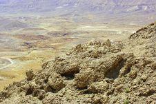 Free Judean Desert Royalty Free Stock Images - 5128419