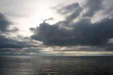 Free Lake Chudskoe (Peipsi) Royalty Free Stock Image - 5128506