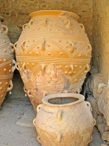 Free Ancient Vases Stock Photos - 5128613