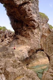 Talava Arch Stock Photo