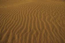 Free Rippled Beach 3 Stock Photo - 5129310