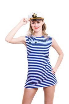 Free Seawoman Stock Image - 5129321