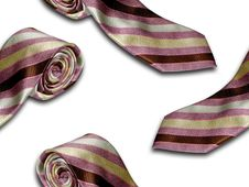 Free Necktie Background Stock Photos - 5129423