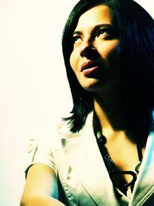 Free Glamorous Portrait Stock Images - 5129434