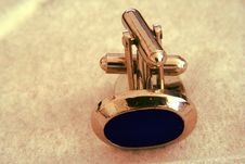 Free Cuff Links Royalty Free Stock Images - 5129809
