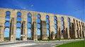 Free Aqueduct  In Old City Of Elvas. Stock Image - 5130961