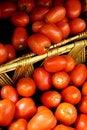 Free Plum Tomatos Royalty Free Stock Photography - 5138657