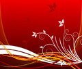 Free Floral  Artistic Design Background Stock Photography - 5139052