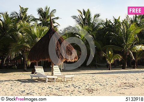 Free A Place In The Shade Royalty Free Stock Photos - 5133918