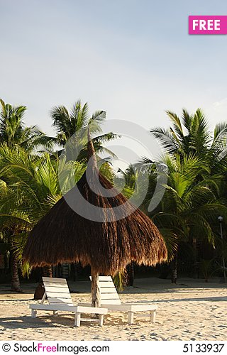 Free A Place In The Shade Royalty Free Stock Photography - 5133937
