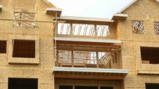 Free House Home New Construction Royalty Free Stock Image - 5130086