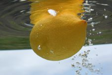 Free Yellow Freshness Royalty Free Stock Photography - 5130217