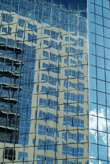 Free Buildings Of Glass Stock Photography - 5130792